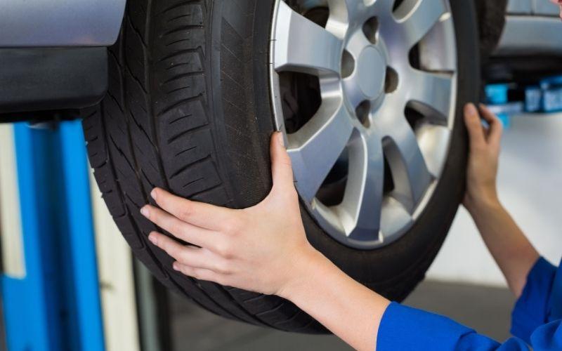 Kontrol af dæk